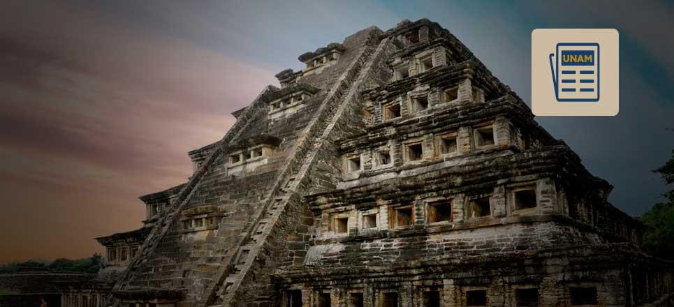 Restauran investigadores de la UNAM mural con 15 mil fragmentos