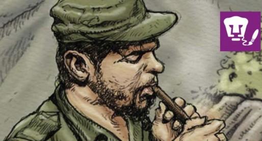 "Presentan novela gráfica ""Che. Una vida revolucionaria"""