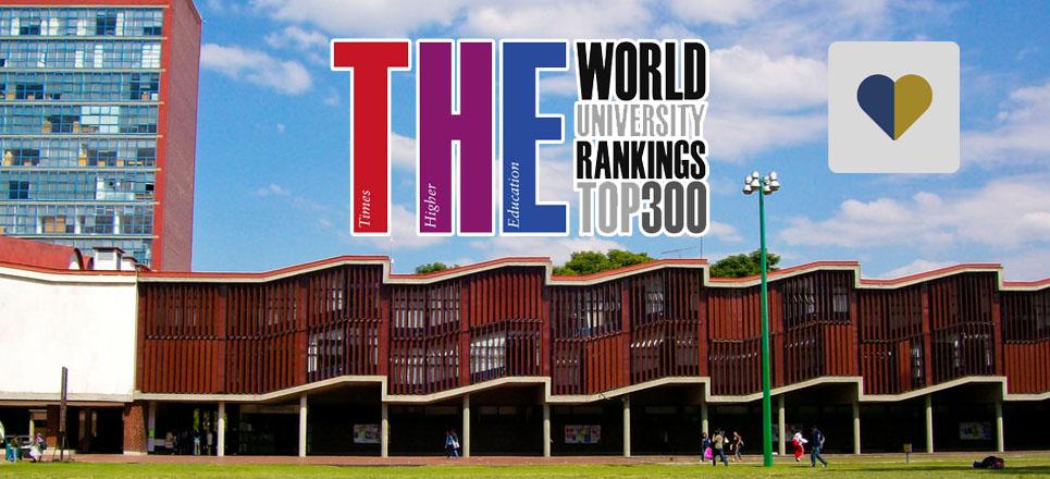 UNAM, entre las mejores de los BRICS
