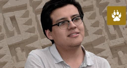 Conquista España becario zapoteca de la UNAM