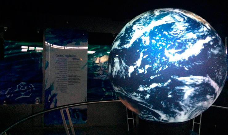 """Inauguración de la exposición """"Agua, elemento de Vida"""""""