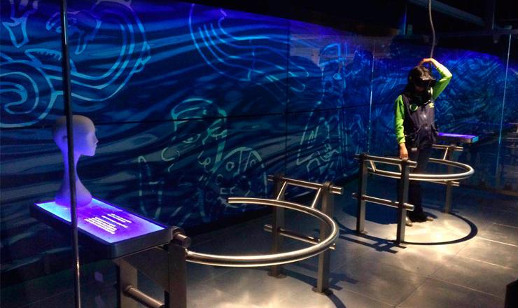 Inaugura Graue exposición «Agua, elemento de Vida»