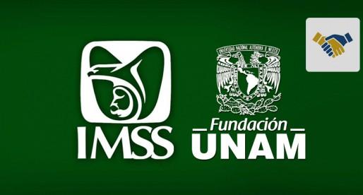 Fundación UNAM e IMSS firman convenio de colaboración