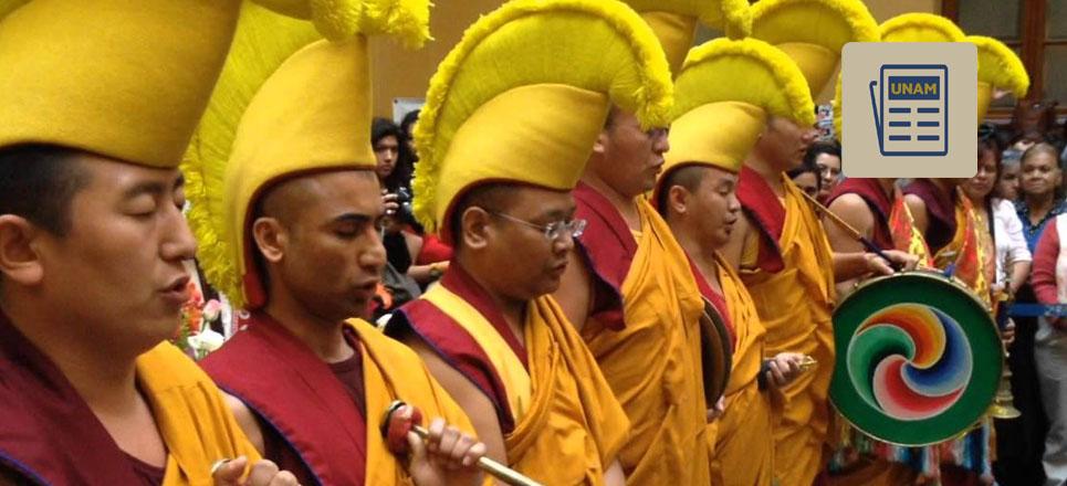 Las Artes Místicas del Tíbet en el Palacio de la Autonomía