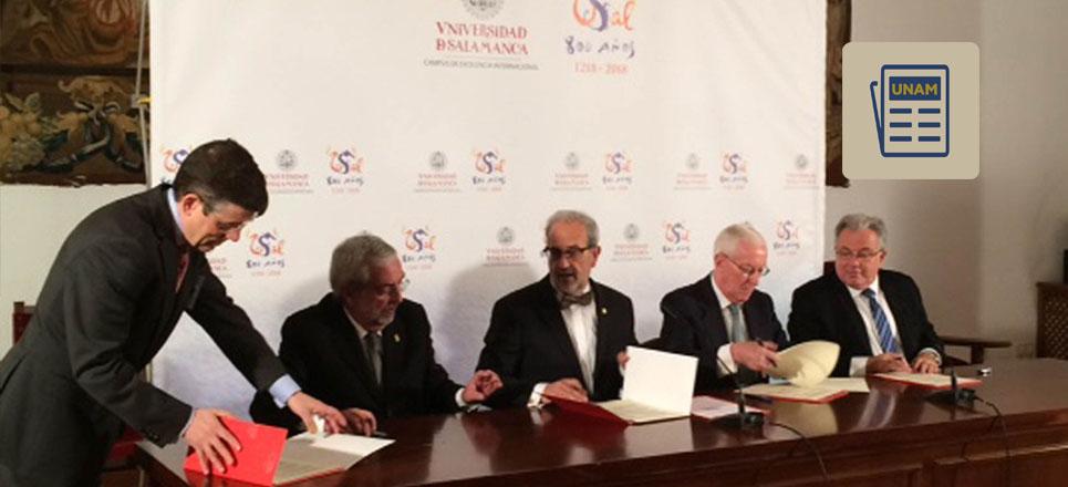 UNAM busca fortalecer a la lengua española