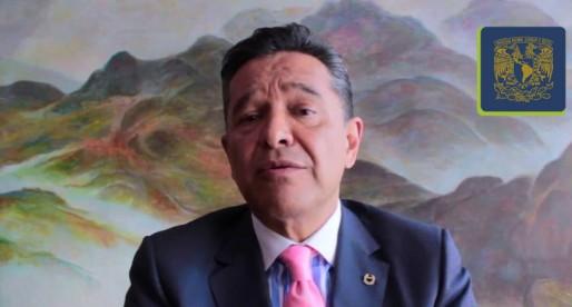 Raúl Contreras, nuevo director de la Facultad de Derecho