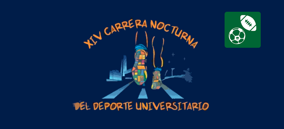 "Participa en la ""XIV Carrea Nocturna"" de la UNAM"