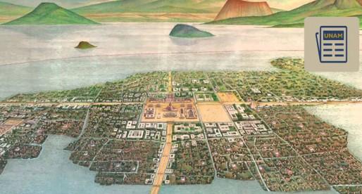 La UNAM te explica: La historia hidrológica de la Cuenca de México