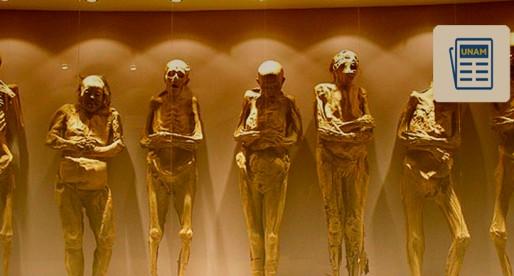 UNAM e INAH realizarán trabajos de conservación de momias