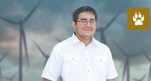 Se titula primer estudiante de Ingeniería en Energías Renovables