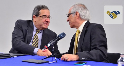 Fundación UNAM y Canal 22 firman convenio de colaboración