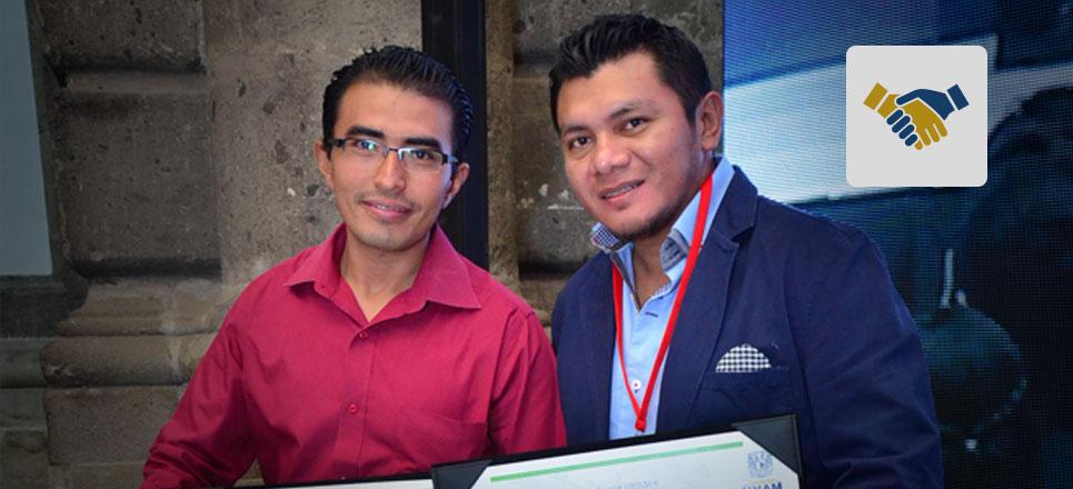 Se entregó el primer Premio «Javier Barros Sierra»