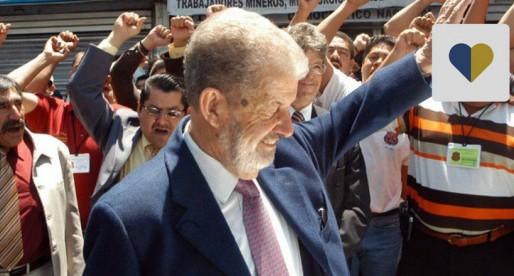 """Néstor de Buen, un """"gigante"""" del derecho mexicano"""