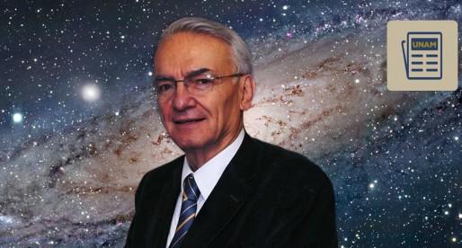 Manuel Peimbert, el astrónomo de la UNAM