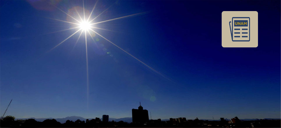 Entre más ozono, mayor radiación, afirman expertos