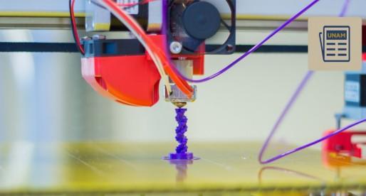 La UNAM te invita a conocer las innovaciones en impresión 3D