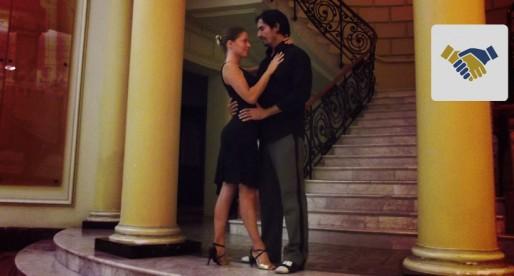 La Milonga y el Tango en el Palacio de la Autonomía