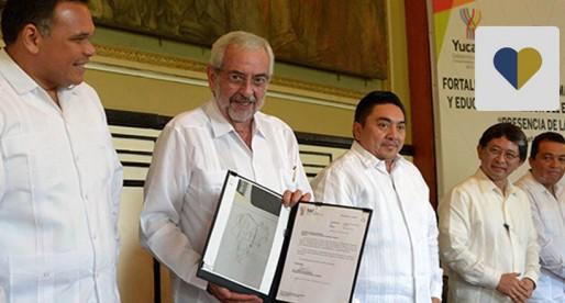La UNAM abrirá campus en Yucatán
