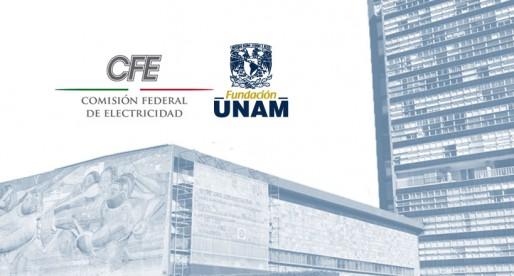 Fundación UNAM y CFE firman convenio de colaboración