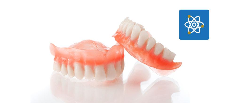 Aplica UNAM nanotecnología para mejorar dentaduras postizas
