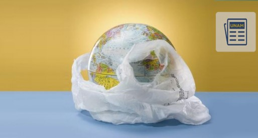 Crea UNAM plástico capaz de convertirse en composta