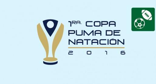 Participa en la 1ª Copa Puma de Natación