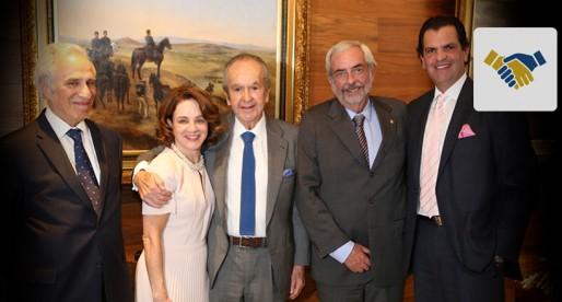 Firman Fundación UNAM y Grupo BAL convenio de colaboración