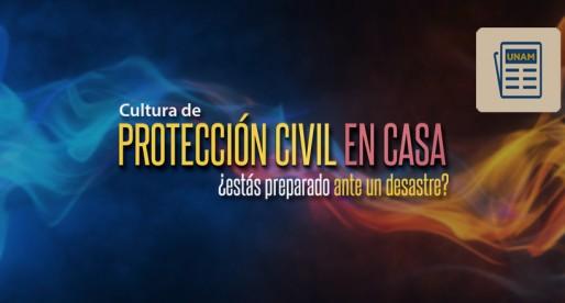 Fundación UNAM organiza talleres de Protección Civil