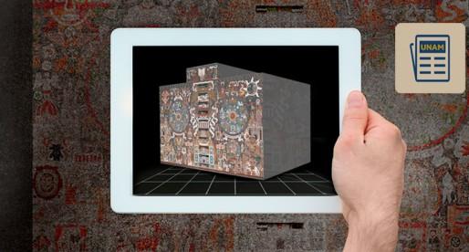 UNAM relanzará apps Murales CU y UNAM 360
