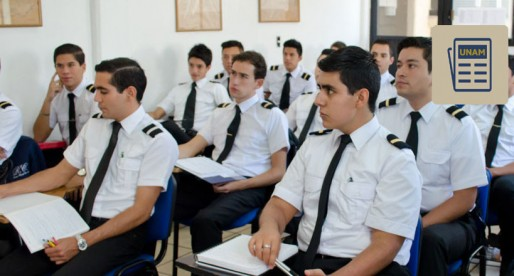 Proponen que UNAM imparta carrera de piloto aviador