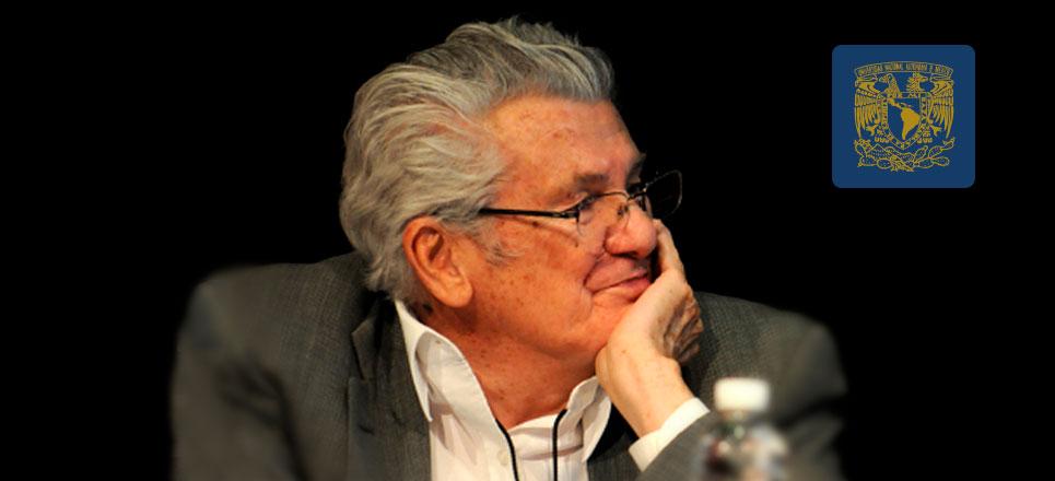 Federico Álvarez y su amor por la UNAM