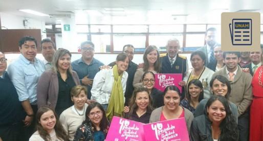 UNAM se une a la campaña #HeForShe