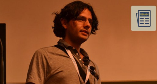 Obtiene premio internacional investigador de la UNAM