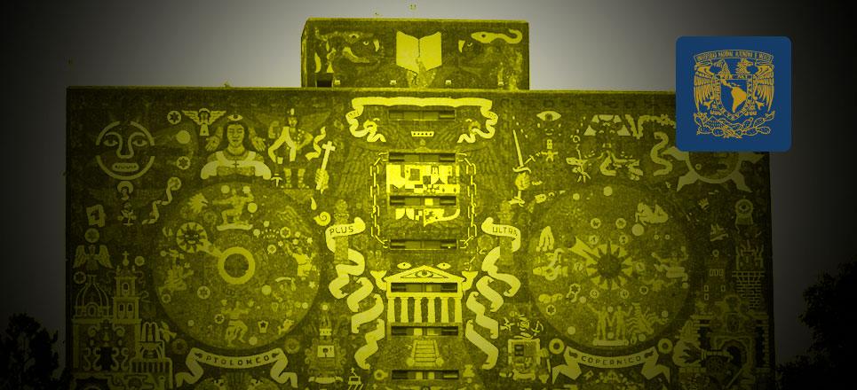 La UNAM hecha un mural: Juan O'Gorman