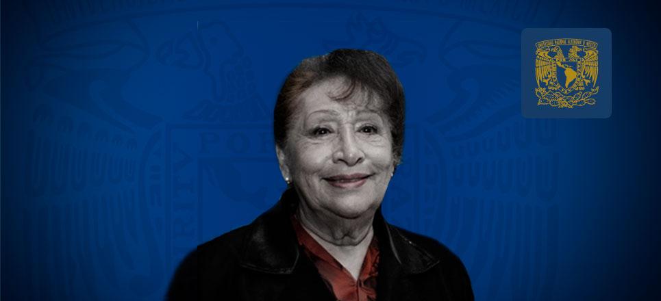 Experta en botánica, la nueva Profesora Emérita de la UNAM
