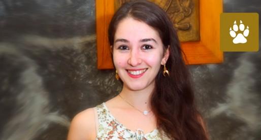 Obtiene alumna de la UNAM premio Golden Bracket Award México