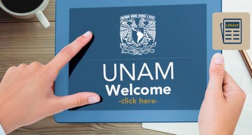 UNAM estrena portal en inglés