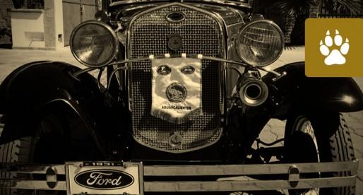 Un Ford de la época de la preguerra será exhibido en CU