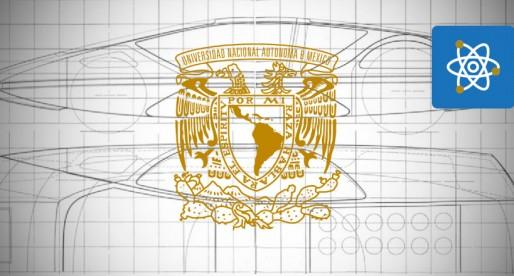 UNAM exhibirá vehículo eléctrico en el Gran Premio de la Ciudad de México
