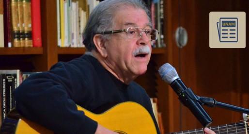 Nacho Méndez cantará  Boleros en el Palacio de la Autonomía