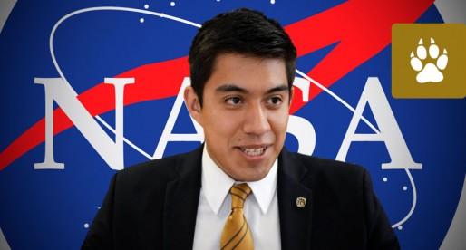 Universitario se convierte en investigador de la NASA