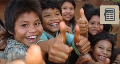 Crea UNAM libros de ciencia para niños indígenas
