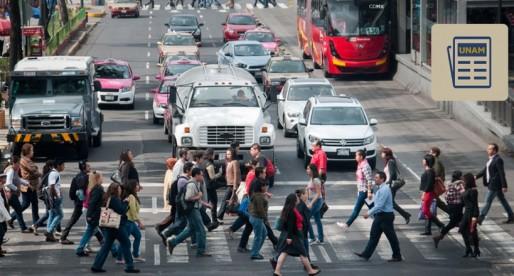 La UNAM te explica: Movilidad en las ciudades