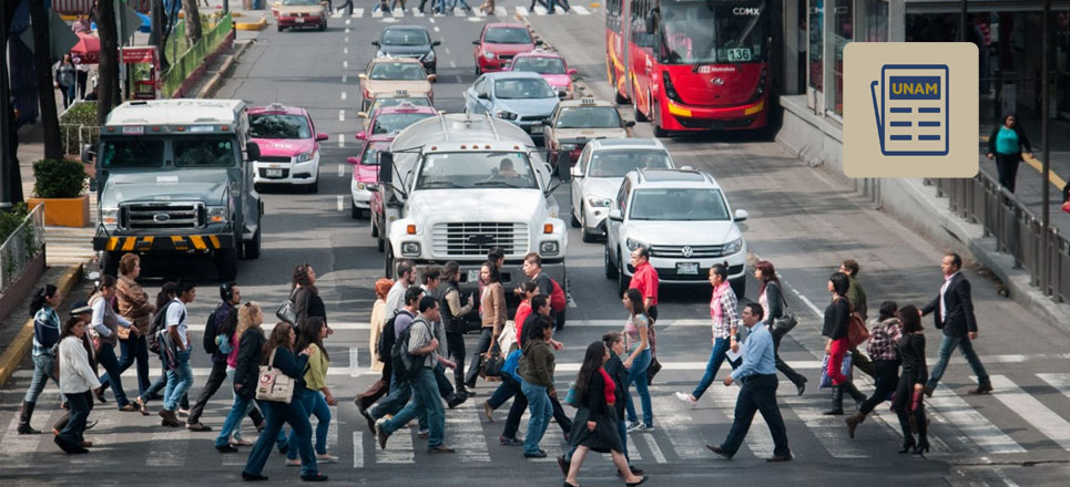 Movilidad en las ciudades