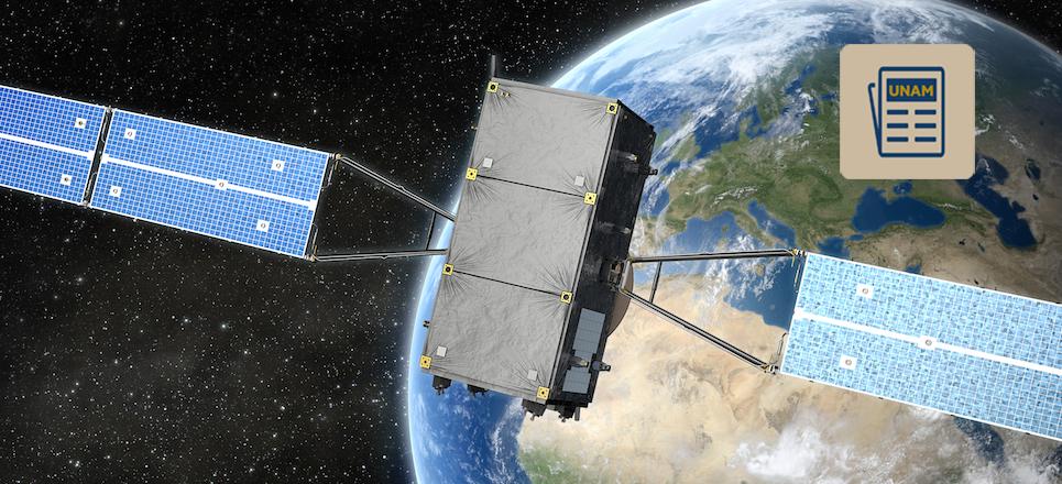 UNAM desarrolla microsatélites para investigaciones espaciales