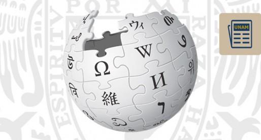Especialistas de la UNAM corrigen textos de Wikipedia