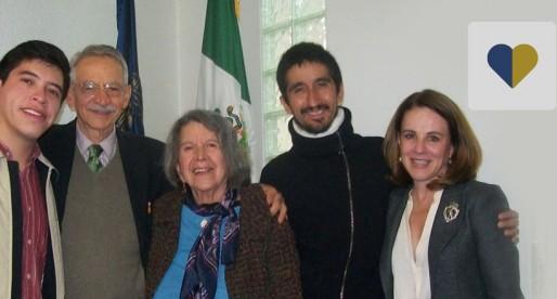 """FUNAM firma convenio para la creación del """"Programa de Excelencia Académica Lomnitz-Castaños"""""""