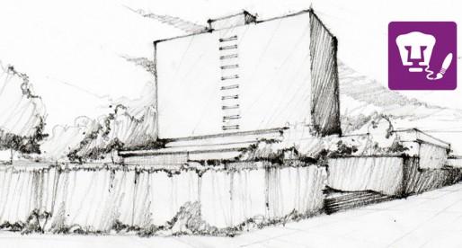 Universitarios exponen su legado arquitectónico