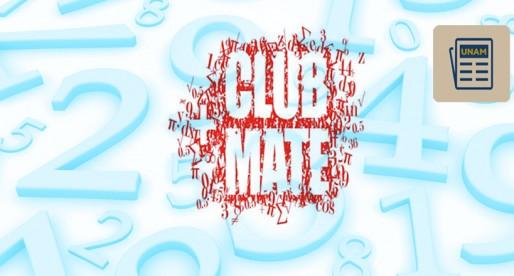 Despierta tu curiosidad por las matemáticas con el Club Mate