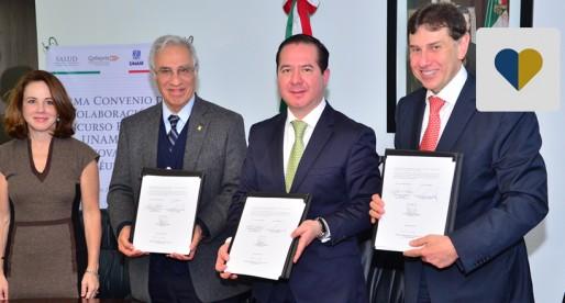 """Fundación UNAM y COFEPRIS anuncian el """"Concurso a la Innovación Farmacéutica 2017"""""""